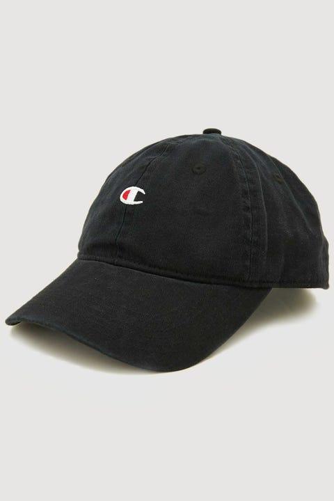 Champion Vintage Cap Black