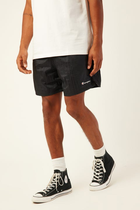 Champion Nylon Short Black
