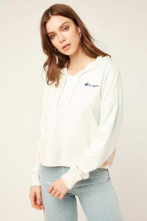 Champion Heritage Tee Hood Cloud