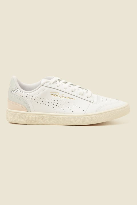 Puma Ralph Sampson Lo Perf Soft Puma White/Plein Air/Whisper White
