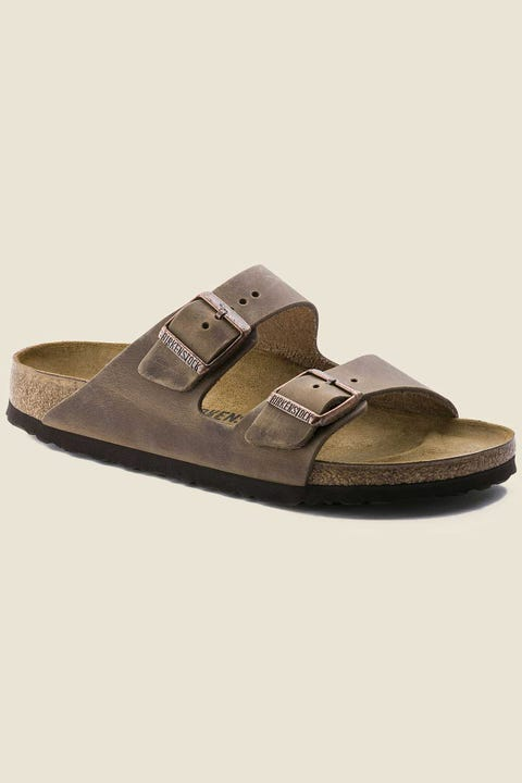 BIRKENSTOCK Mens Arizona Oiled Tobacco