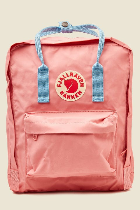 Fjallraven Kanken Pink/Air Blue