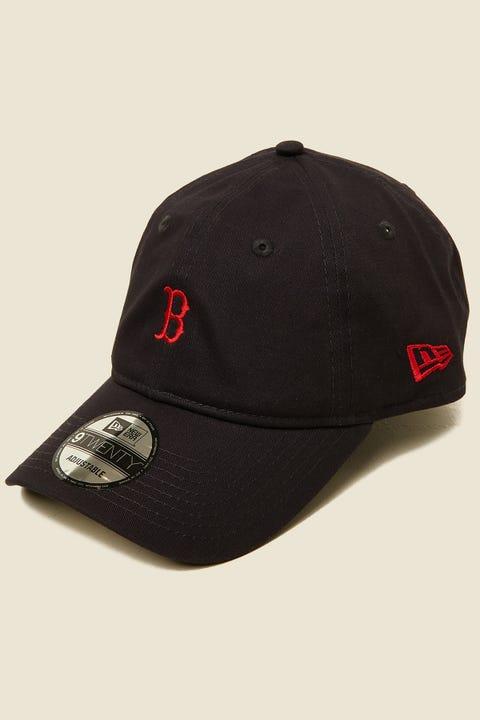 New Era 9Twenty Boston Red Sox Strapback Navy/Red