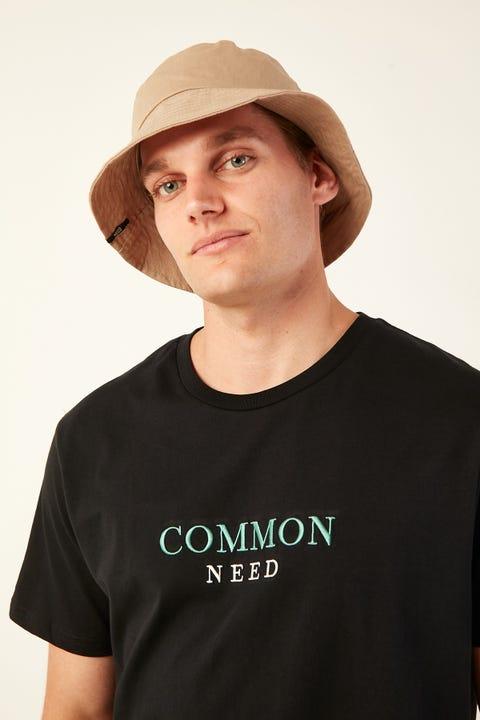 Common Need Creator Bucket Hat Tan