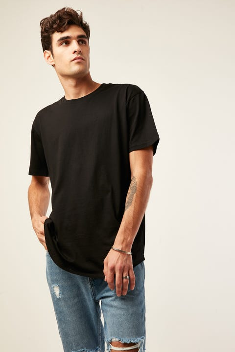 AS Colour State Tee Black