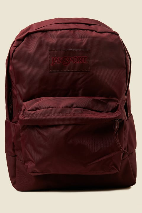 JANSPORT Superbreak Mono Dried Fig