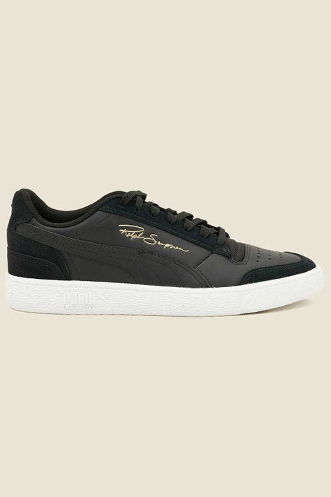 Puma Ralph Sampson Lo Vintage Black/White