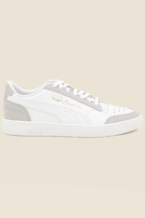 Puma Ralph Sampson Lo Vintage White