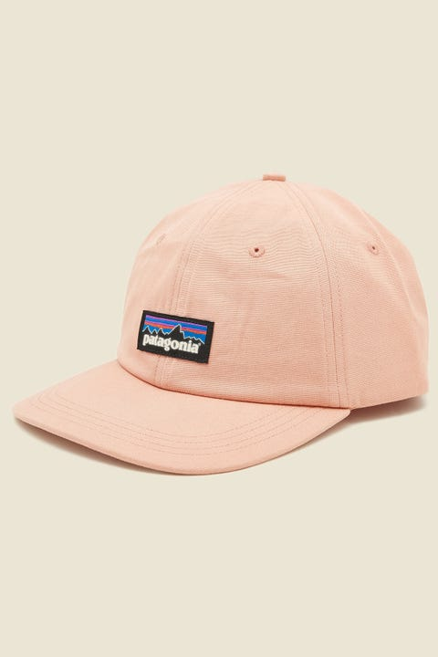 Patagonia P-6 Label Trad Cap Scotch Pink