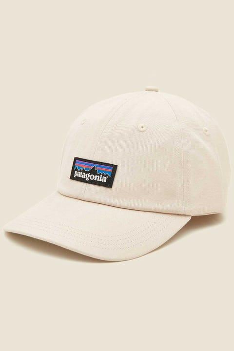 PATAGONIA P-6 Label Trad Cap Pumice