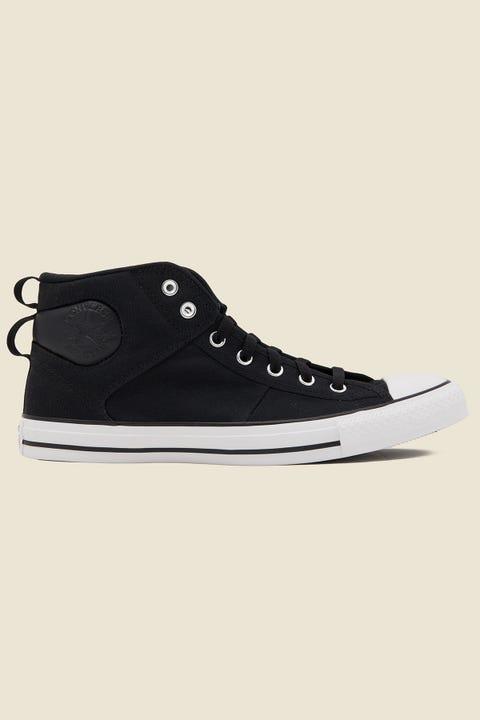 Converse Mens CTAS CS Mid Black/White