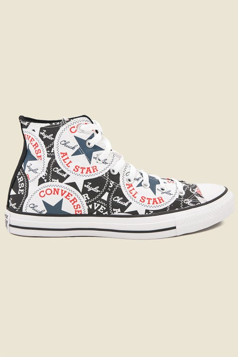 CONVERSE CTAS Logo Graphic Black/Multi