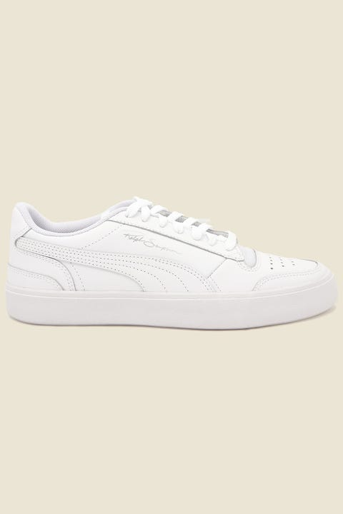 Puma Womens Ralph Sampson Vulc Puma White