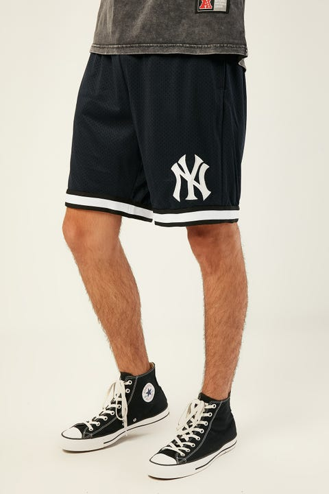 Majestic Athletic New York Yankees Mesh Short Navy