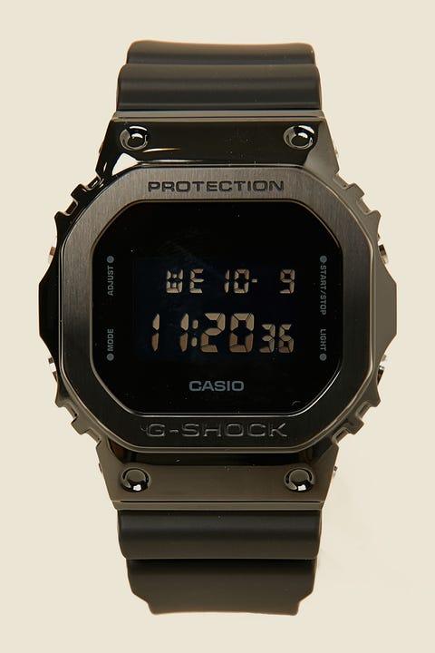 G-SHOCK GM5600 Full Metal Black/Black