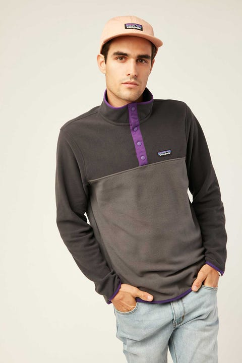 PATAGONIA M's Micro S Snap-T Pullover Forge Grey