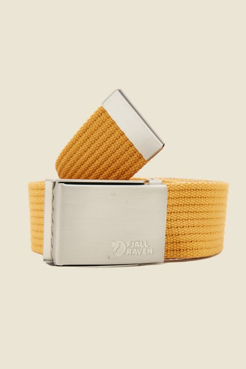 Fjallraven Canvas Belt Ochre