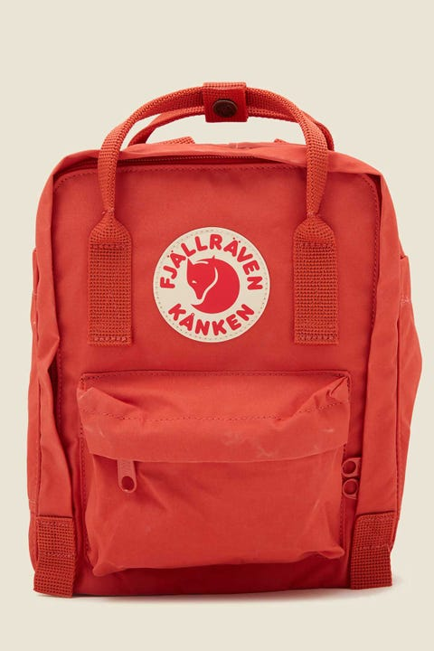 Fjallraven Kanken Mini Rowan Red