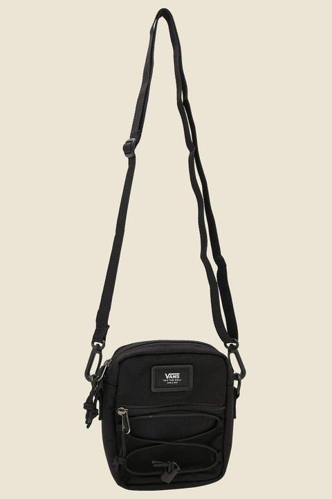 VANS Bail Shoulder Bag Black Ripstop