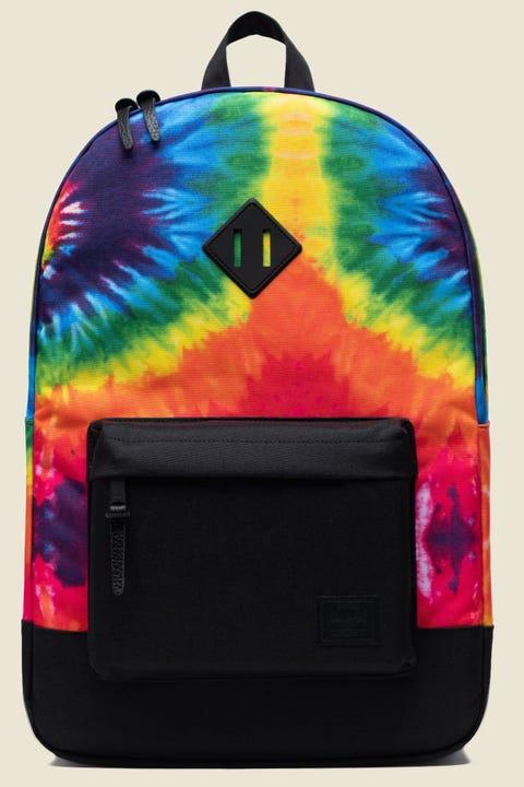 HERSCHEL SUPPLY CO. Heritage Rainbow Tie Dye