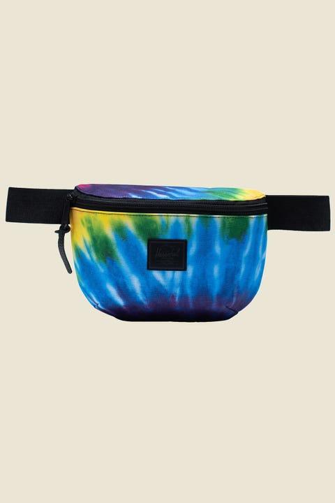HERSCHEL SUPPLY CO. Fourteen Rainbow Tie Dye
