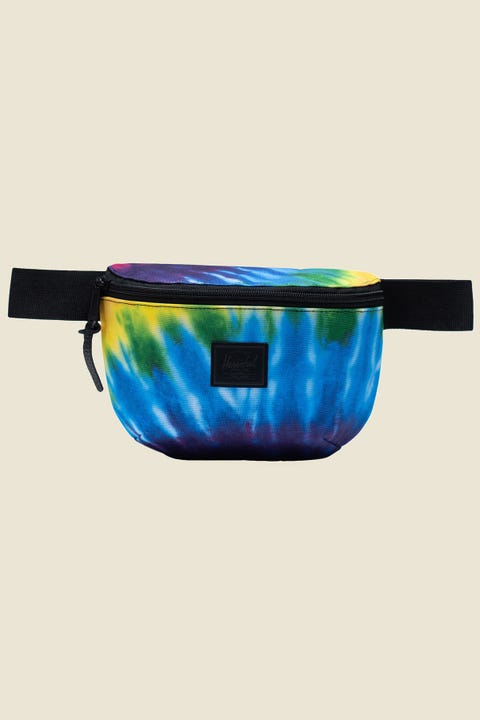 Herschel Supply Co. Fourteen Rainbow Tie Dye