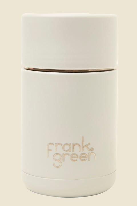 FRANK GREEN Ceramic Reusable Cup 10oz Harbour Mist