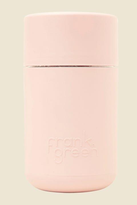 FRANK GREEN Original Reusable Cup 12oz Blush