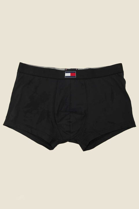 Tommy Jeans Flag Low Rise Trunk Black