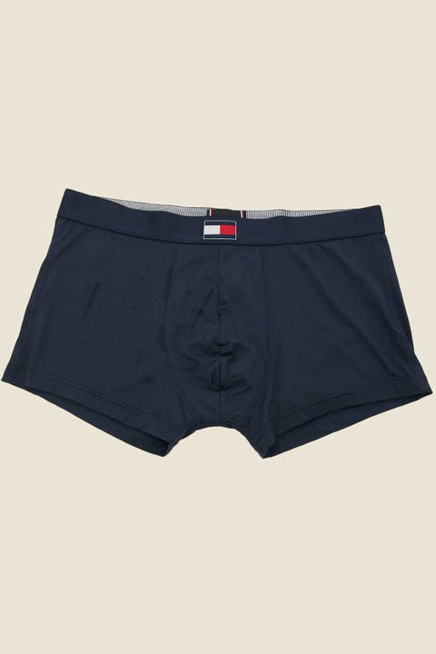 Tommy Jeans Flag Low Rise Trunk Navy