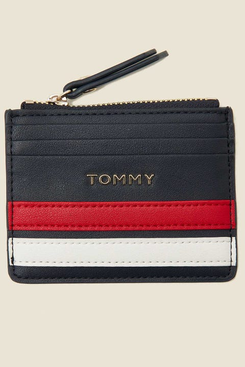 TOMMY JEANS Staple Card Holder Sky Captain