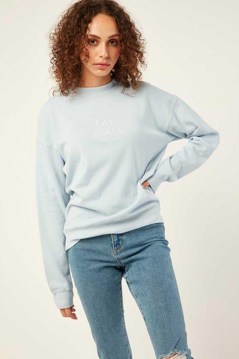 Lee Olivia Sweater Pastel Blue