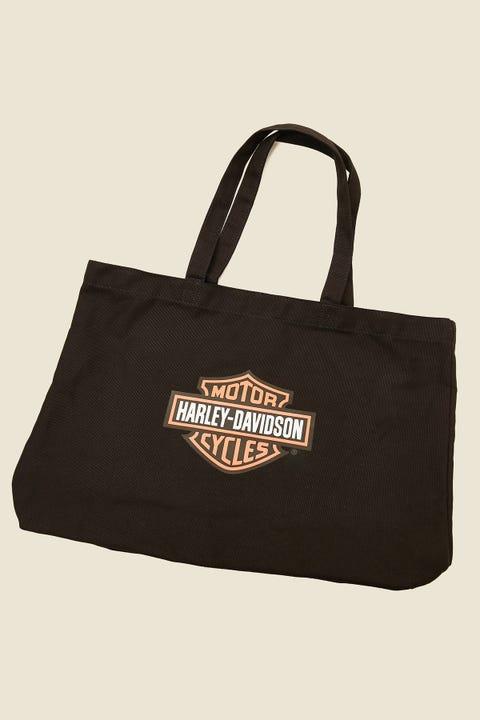 HARLEY-DAVIDSON Tote Bag Black