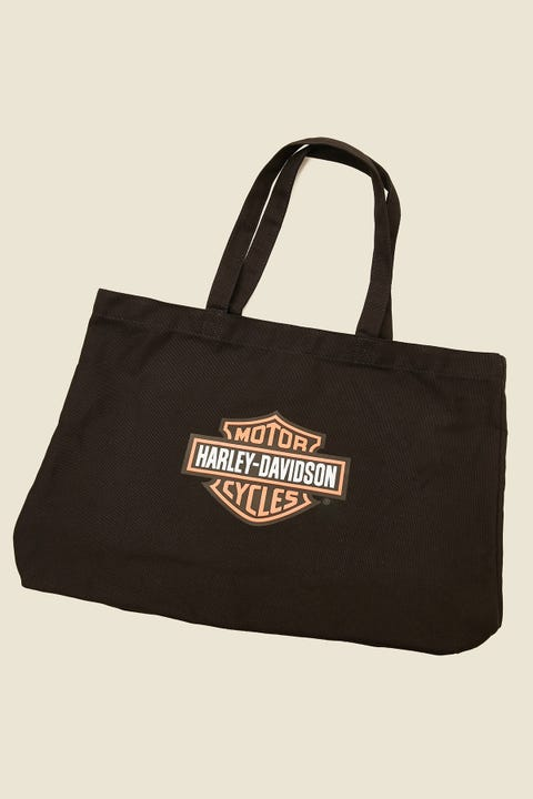 Harley-Davidson Tote Bag Black
