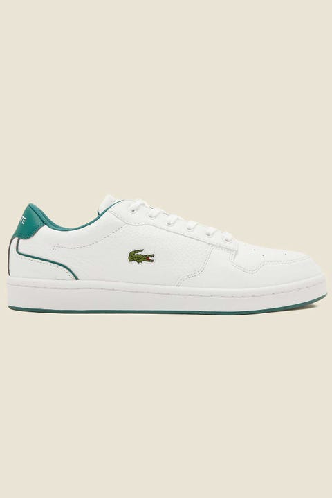 LACOSTE Master Cup White/Green