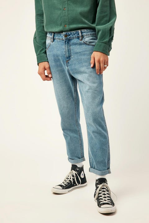 WRANGLER Spencer Taper Jean Armadilo Blues