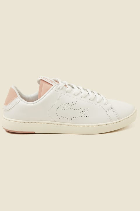 LACOSTE Carnaby Evo Light 120 1 SFA White/Natural