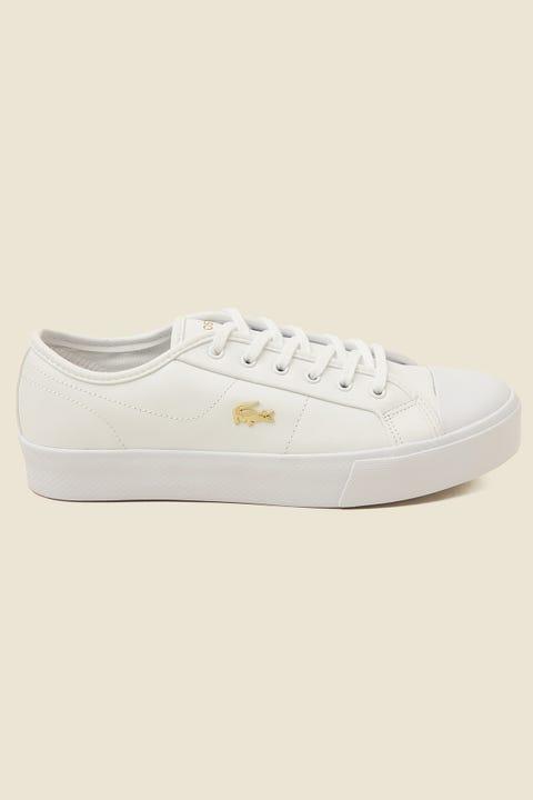 LACOSTE Ziane Plus Grand 120 1 CFA White/White