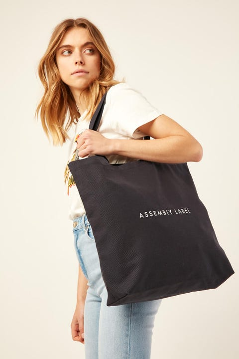 Assembly Tote Bag Navy