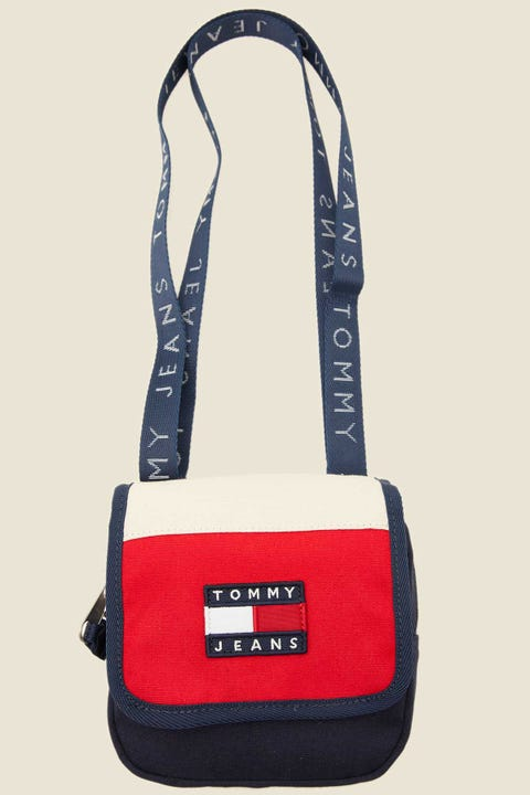 Tommy Jeans Heritage Flap Crossover Bag Corporate