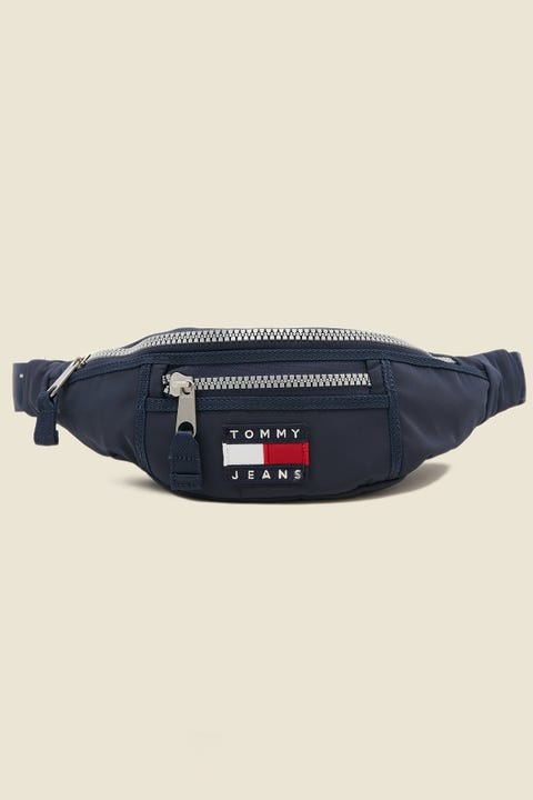TOMMY JEANS Heritage Bumbag Black Iris