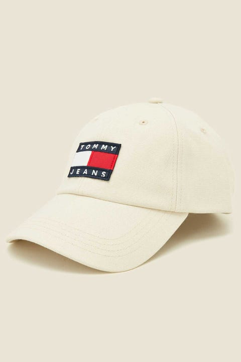 Tommy Jeans Heritage Cap Desert Tan