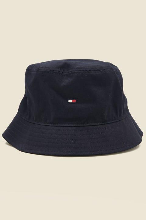 TOMMY JEANS Flag Bucket Hat Desert Sky