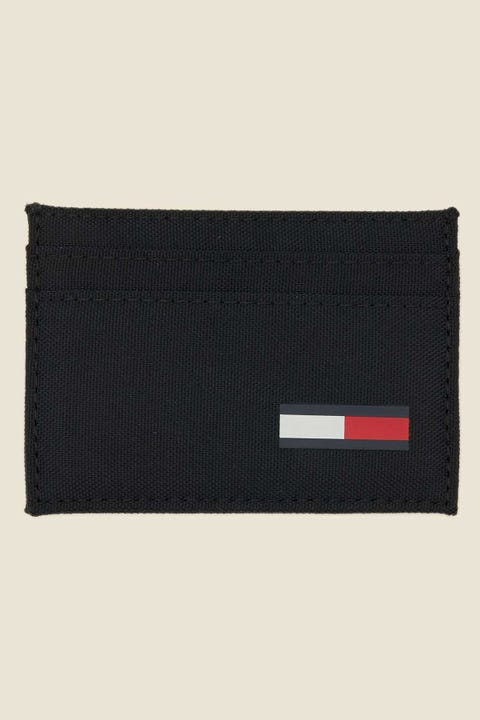 Tommy Jeans Cool City CC Holder Black