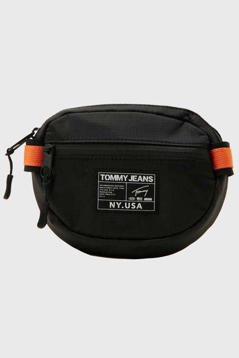 Tommy Jeans Urban Tech Bumbag Black