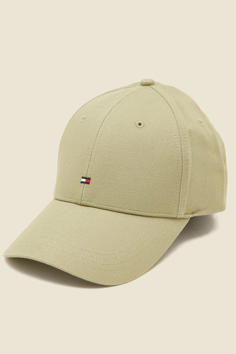 TOMMY JEANS BB Cap Faded Olive