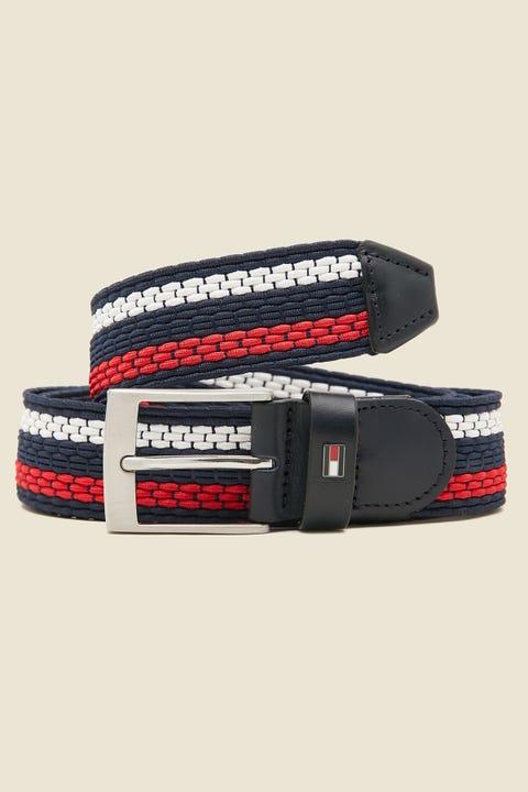 Tommy Jeans Adan Stripe Belt Multi