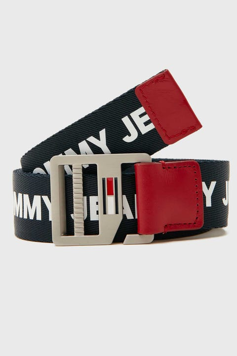 Tommy Jeans D-Ring Belt Corporate