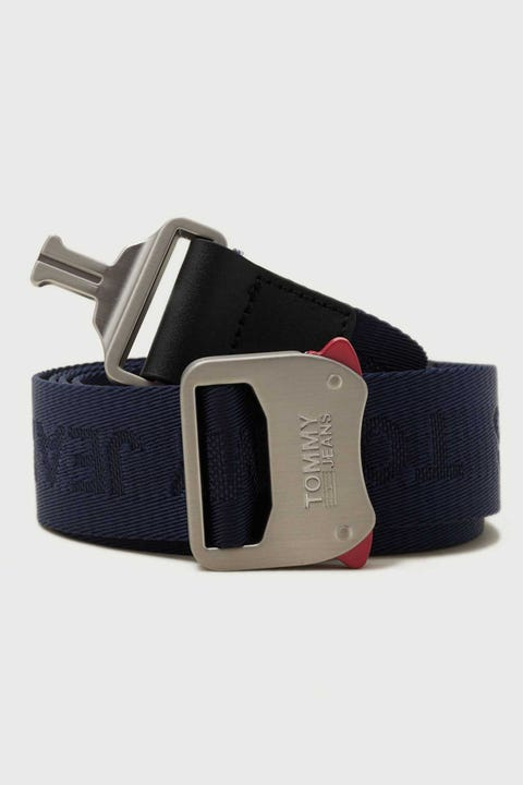 Tommy Jeans Fast Clip Belt Black Iris