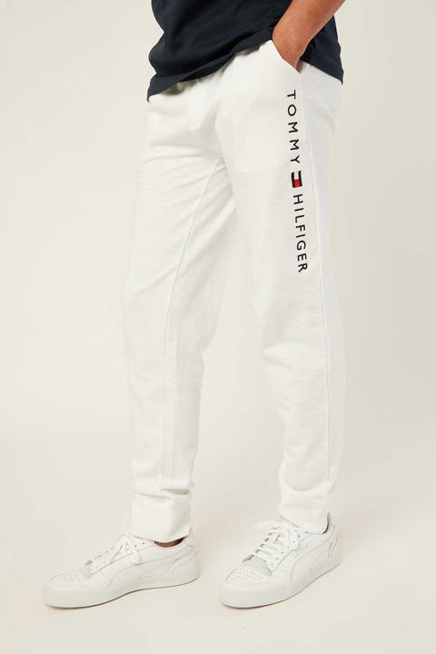 TOMMY JEANS Track Pant White